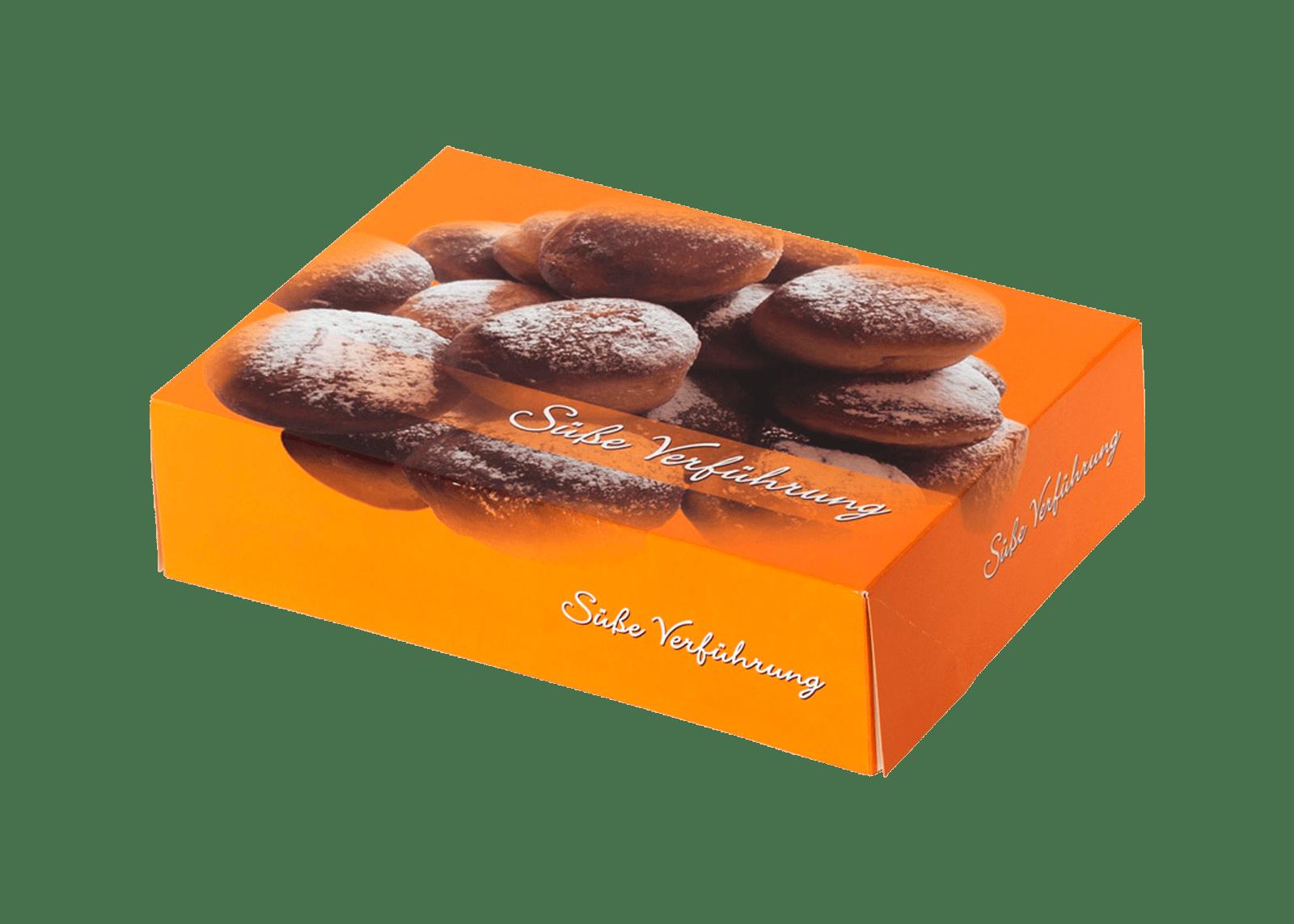 Krapfen- und Snackkartons