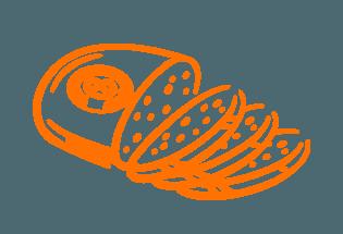 Brotmarken und Brotbanderolen