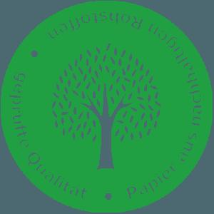 Umweltsiegel von Bagman