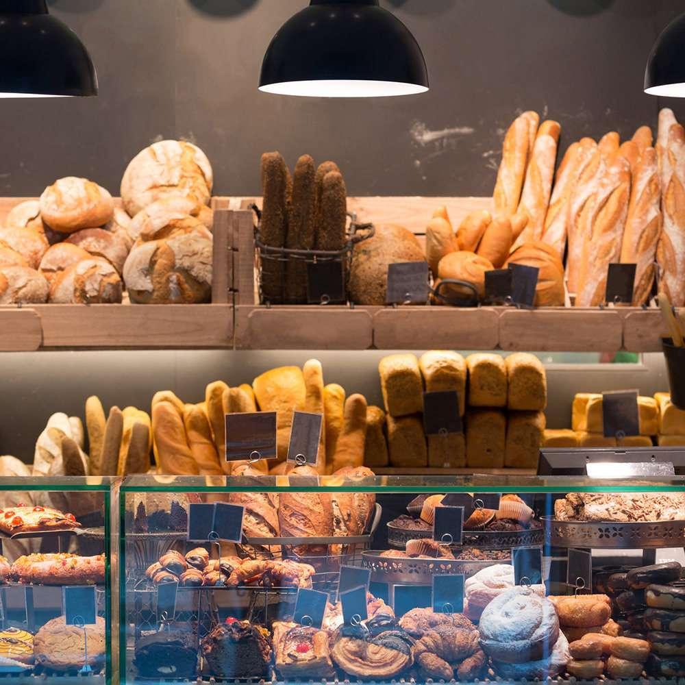 Verpackungen für Bäckereien