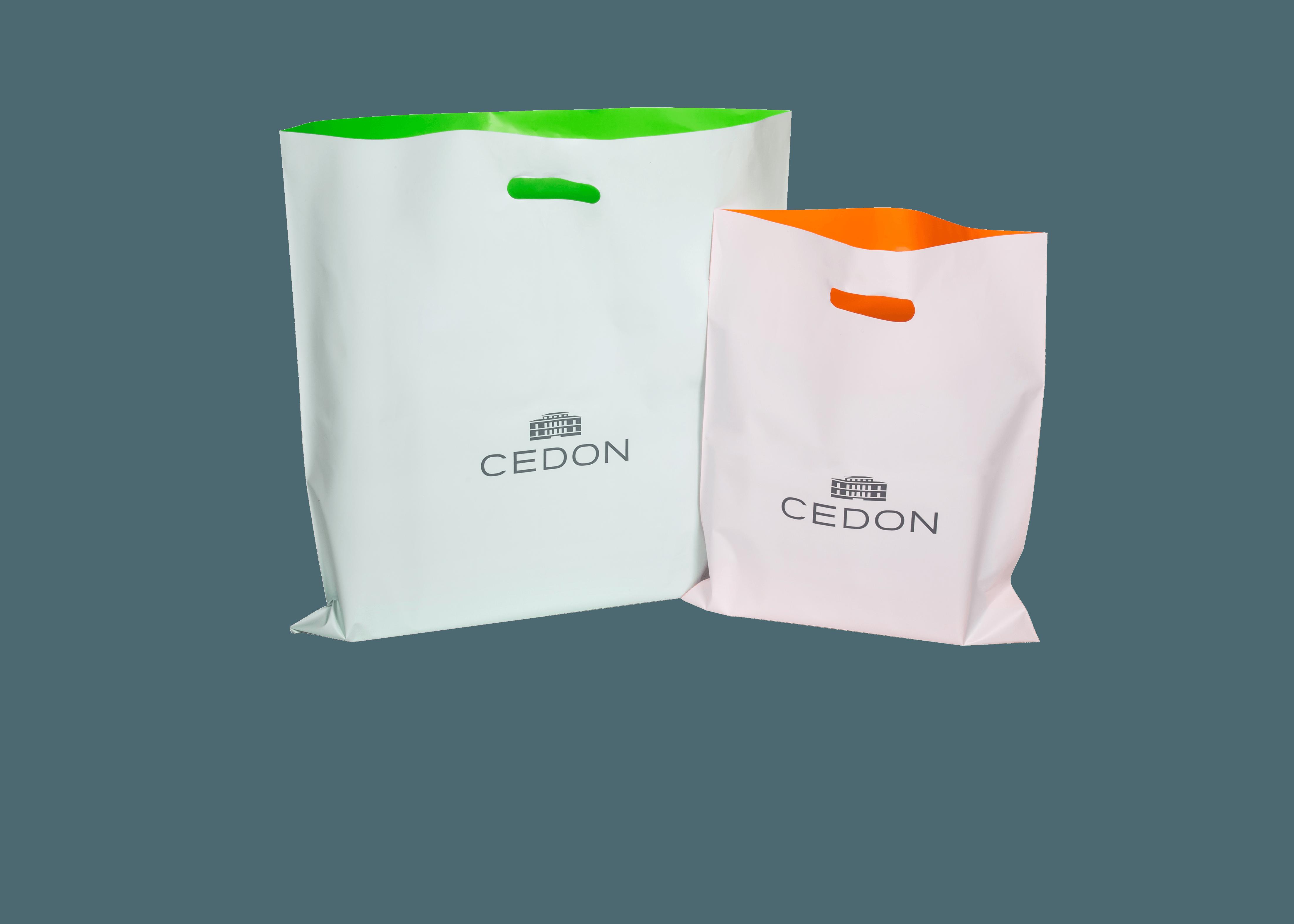 Plastiktragetaschen Cedon