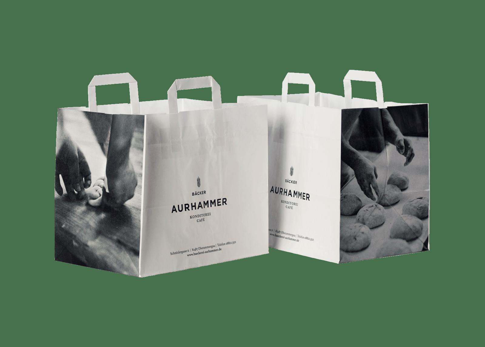Tortentragetaschen von BAGMAN GmbH - Individuelle Verpackungen