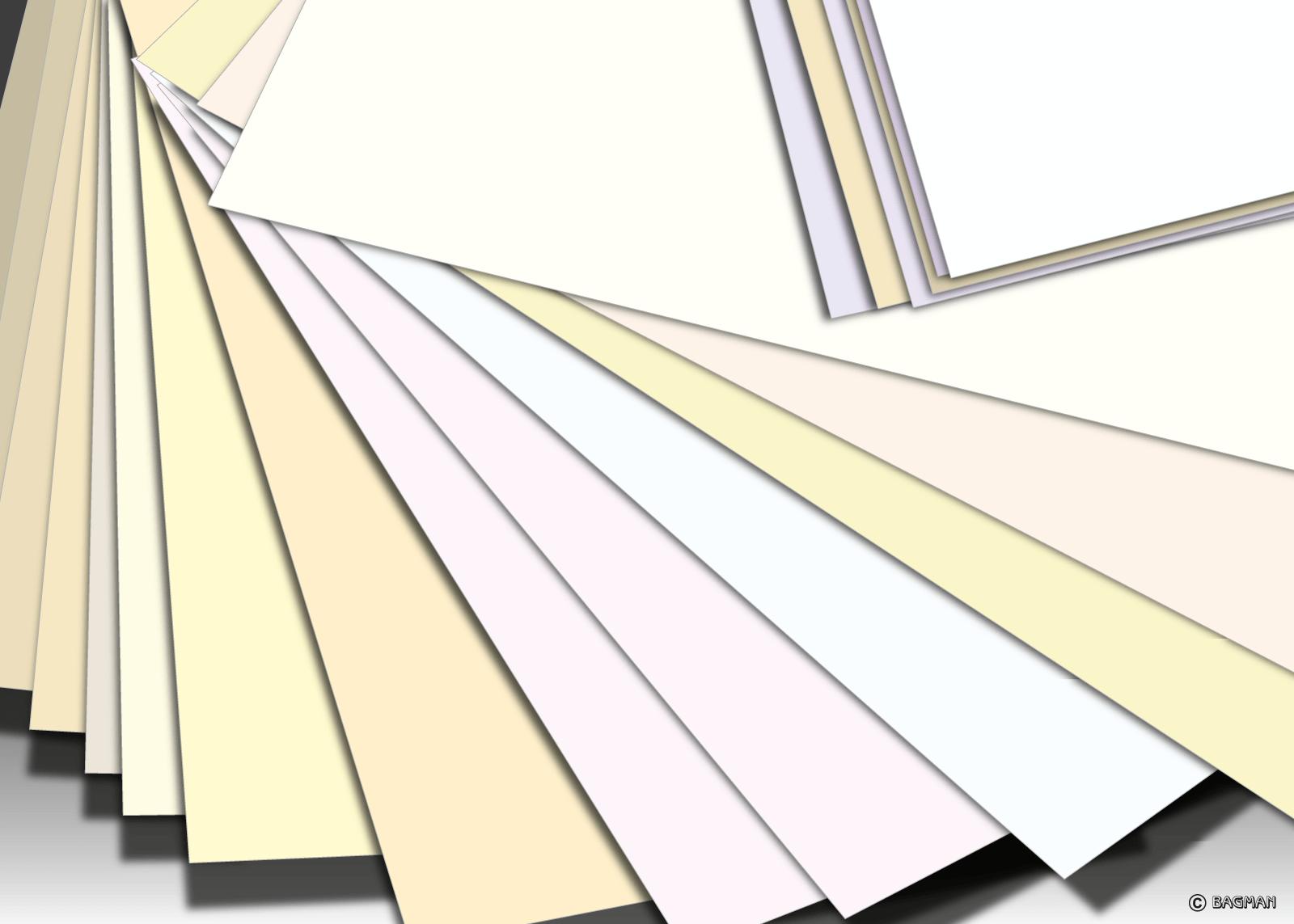 Das Einmaleins der Papiersorten für Lebensmittel