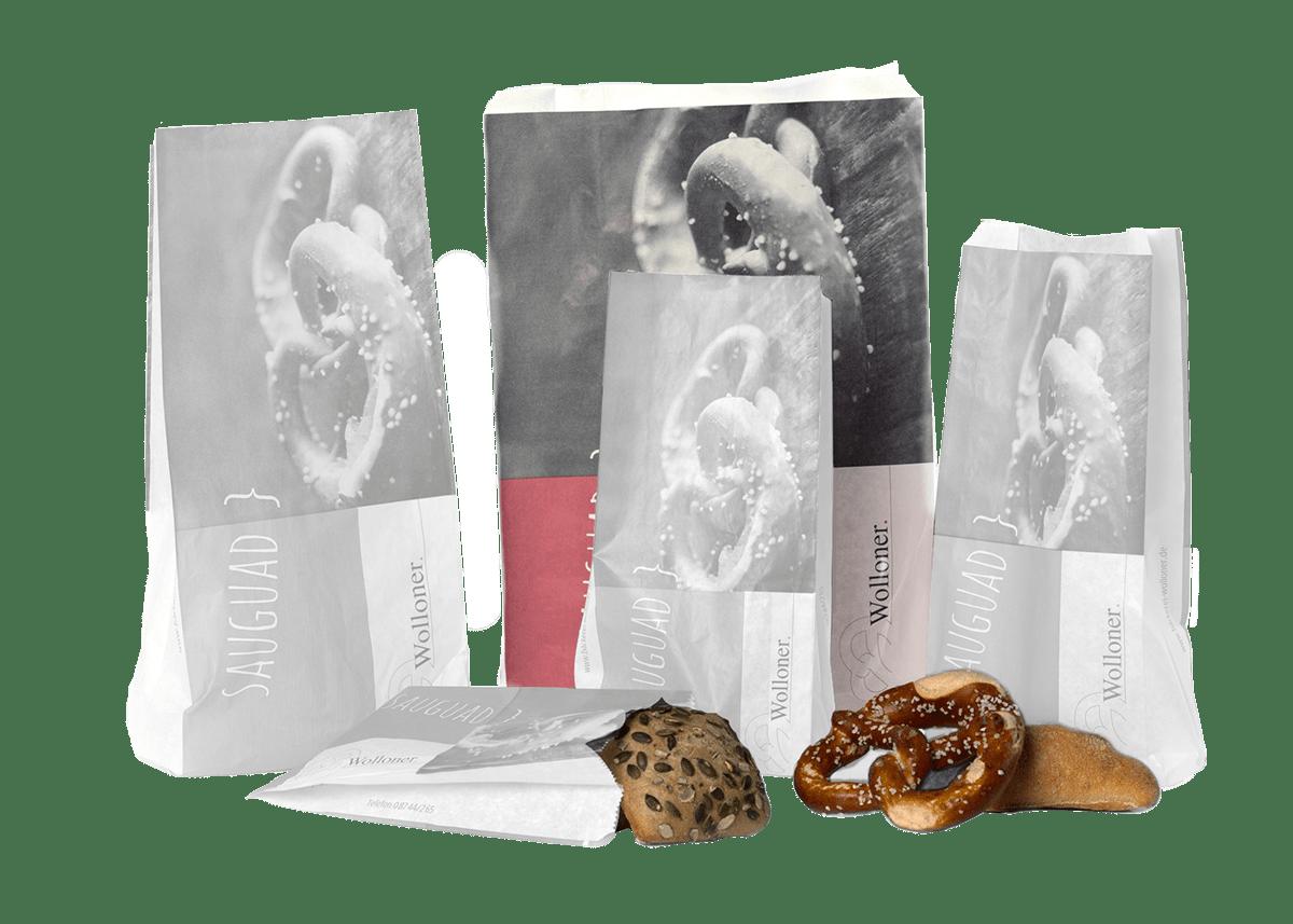 Brötchentüte (XL) z.B. geeignet für 1kg Brot