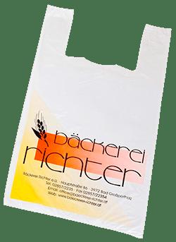 Hemdchentragetasche - Individuell bedruckte Tragetaschen für München