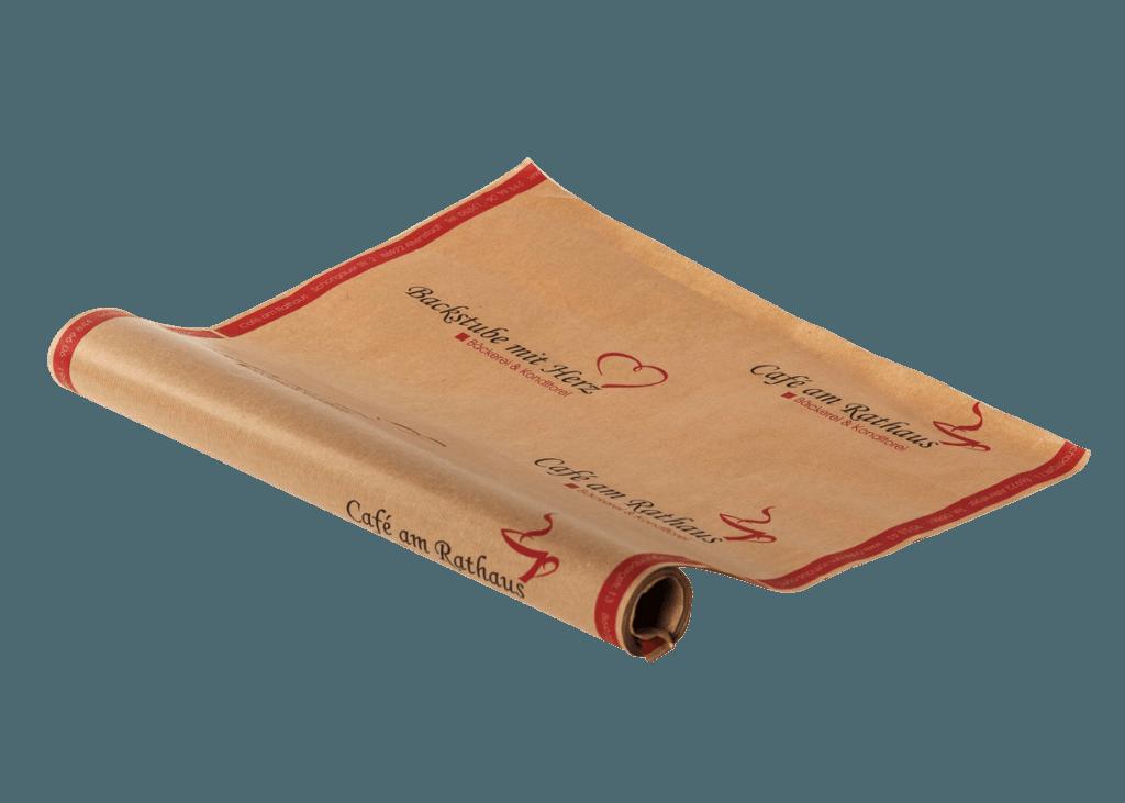 Rollenpapier, Einschlagpapier - Bäckereibedarf München