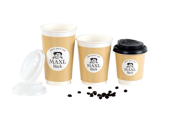 Coffee-To-Go Becher individuell bedrucken