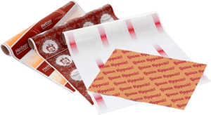 Rollenpapier Formatpapier BAGMAN